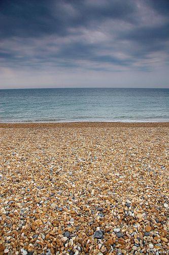 Brighton Beach   by Rick Harrison