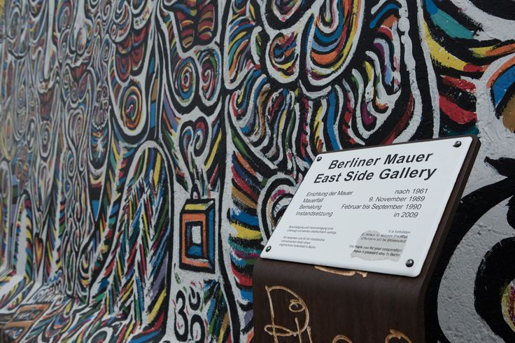 Fay City Diaries' third destination: East Side Gallery. http://www.fay.com/it/city-diaries/berlino?country=it
