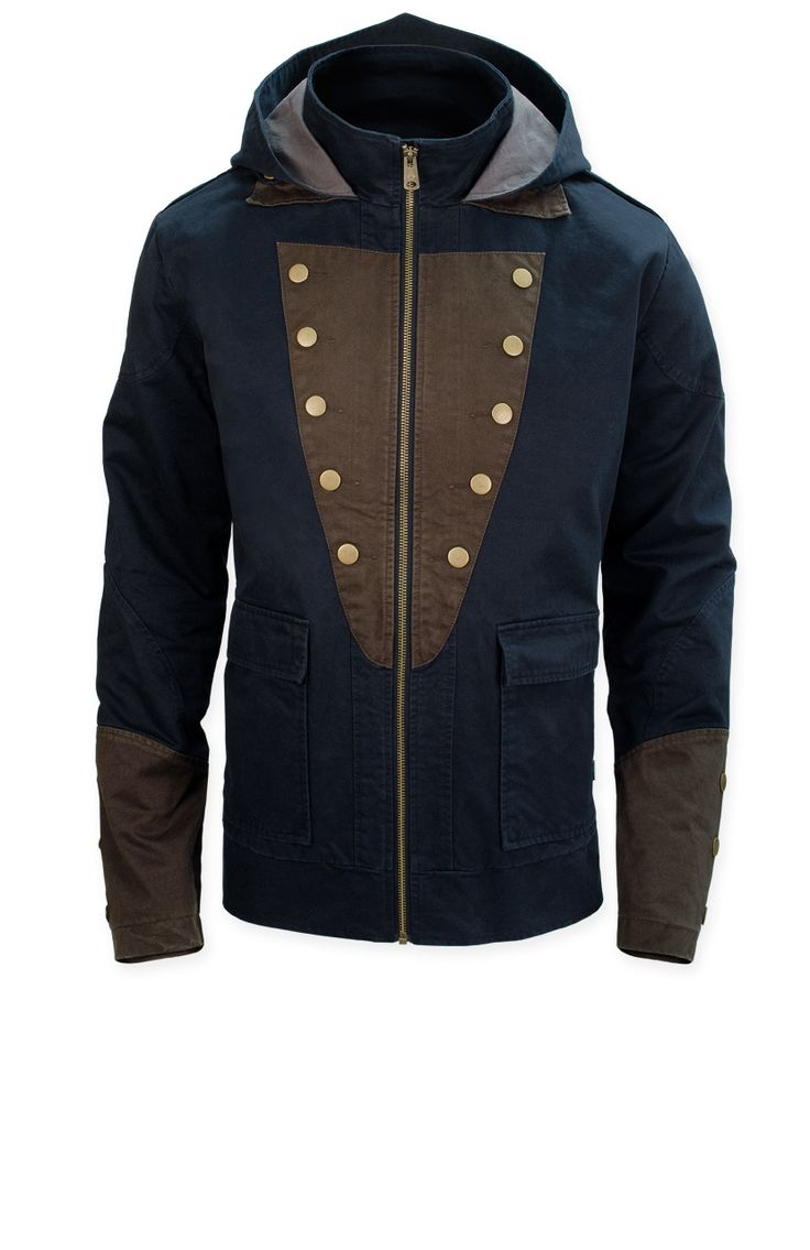 UbiWorkshop Store - Assassin's Creed Unity - Arno Jacket, US$139.99 (http://store.ubiworkshop.com/assassins-creed/assassins-creed-unity/jackets-vests/arno-jacket)