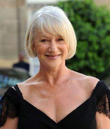 Frisuren Frauen über 60 mittlerer Länge # Frisuren für Frauen in ihren 50er Jahren
