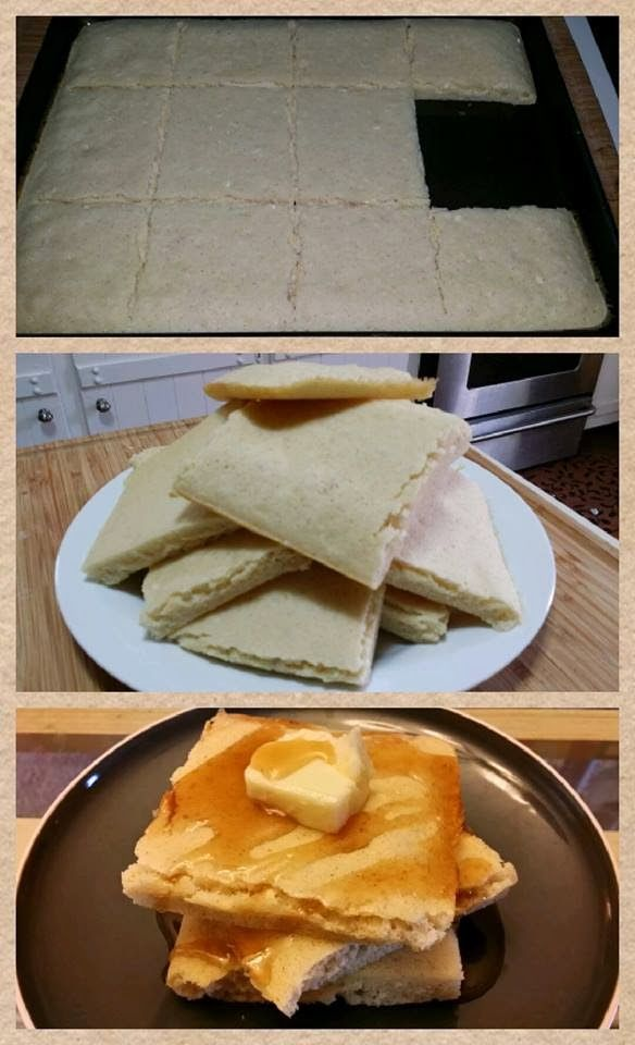 The Virtuous Wife: Baked Pancakes Tutorial
