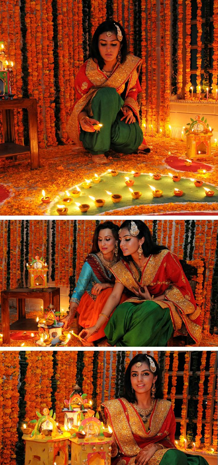 Mehndi celebrations in Pakistan
