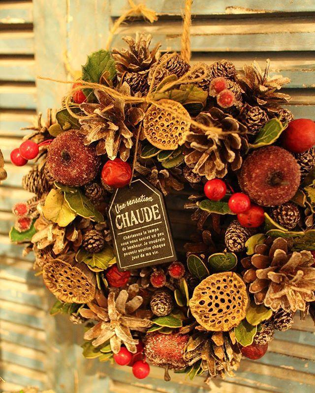 クリスマスリース入荷しました。✨ 赤みが少ないので、クリスマスが終わっても春まで飾ってもいいと思います。 お店には、この他にハンドメイドリースもあります。 明日、26日(木曜日)お店11時~16時までオープンしております。 岡山ドームのイベントにも出展します。 お越しお待ちしております。(^^) #リース#クリスマスリース#フラワーアレンジメント#クリスマス#toujoursjardinfukitei#fukitei#フウキテイ#広島#東広島#福山#尾道#三次#庄原#倉敷#岡山#hiroshima#fukuyama#onomichi#kurashiki#okayama#ガーデニング#ガーデン雑貨#岡山ドーム#小さな街のカントリーパーティー