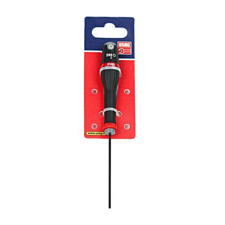 Allen screwdriver 2 mm (0,0787 inch)   stainless-steel tip   for 3D printing   www.monzamakers.com/categoria-prodotto/accessori   #MonzaMakers #3Dprinting #allen #screwdriver
