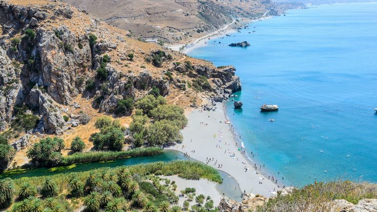 Crete is a mythical puzzle of splendid beaches, ancient monuments, and awe-inspiring landscapes. Travel to its vibrant cities and dreamy villages, where locals share their traditions, wonderful cuisine, and generous spirit. The more you travel Crete's seashores and explore its mountain...