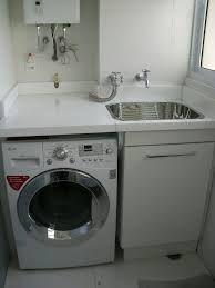 lavanderia armario tanque de aluminio laundry service area de serviço