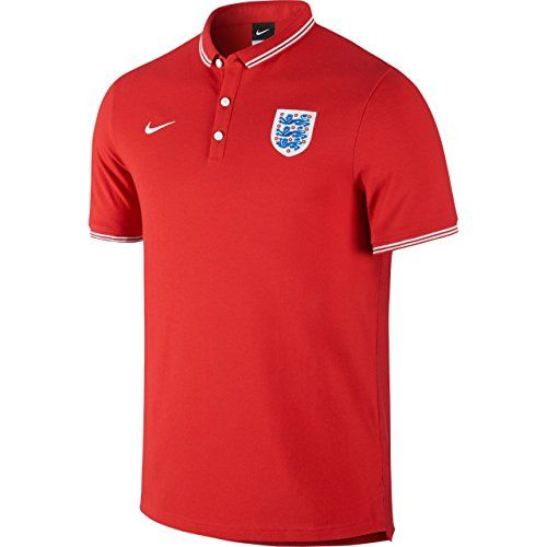 NIKE England League Authentic Men's Polo Shirt. #nike #cloth #