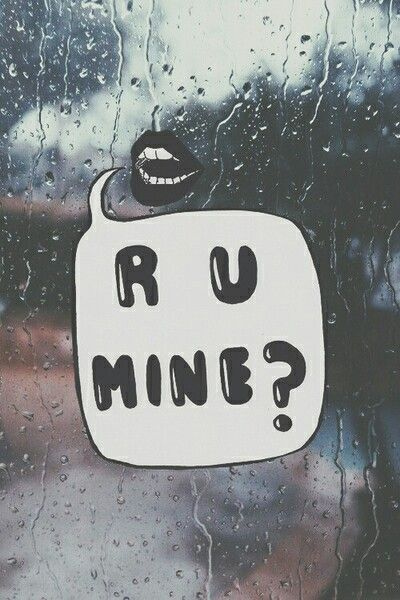 r u mine? Artic Monkeys