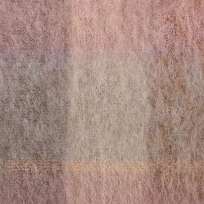 Multi-Colored Plaid Mohair Woven Fabric by the Yard | Mood Fabrics