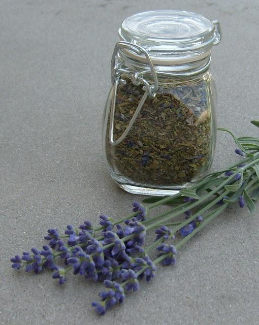 Homemade Herbs de Provence!