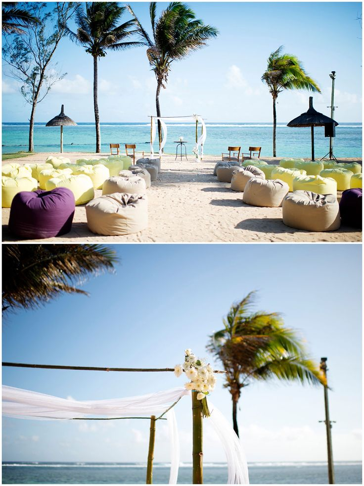 Outrigger Wedding Mauritius Beach Wedding