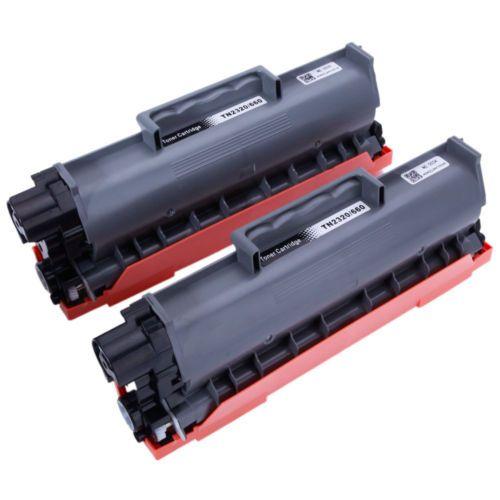 US-Deals Cars 2 PK High-Yield TN660 Toner Compatible TN630 For Brother DCP-L2540DW Lots Black: $14.25 End Date: Thursday…%#USDeals%