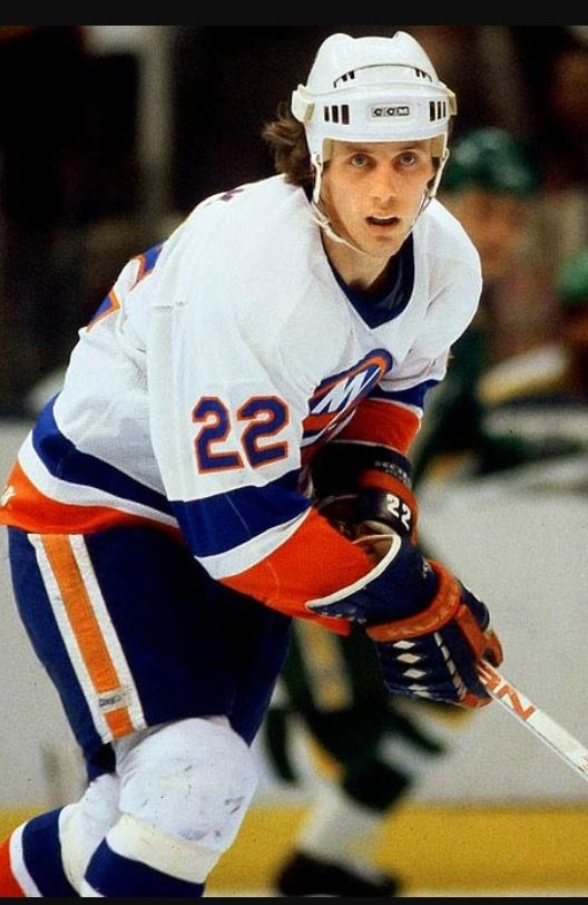 Mike Bossy #22