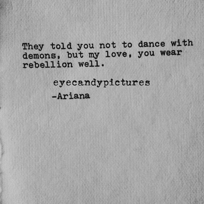42 best Ariana poetess images on Pinterest  Inspiration quotes