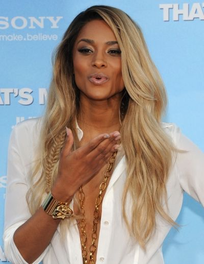 Miraculous 1000 Images About Black Girls Blonde Hair On Pinterest Her Short Hairstyles For Black Women Fulllsitofus