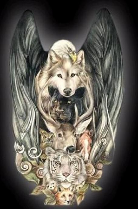 Signification des animaux totem