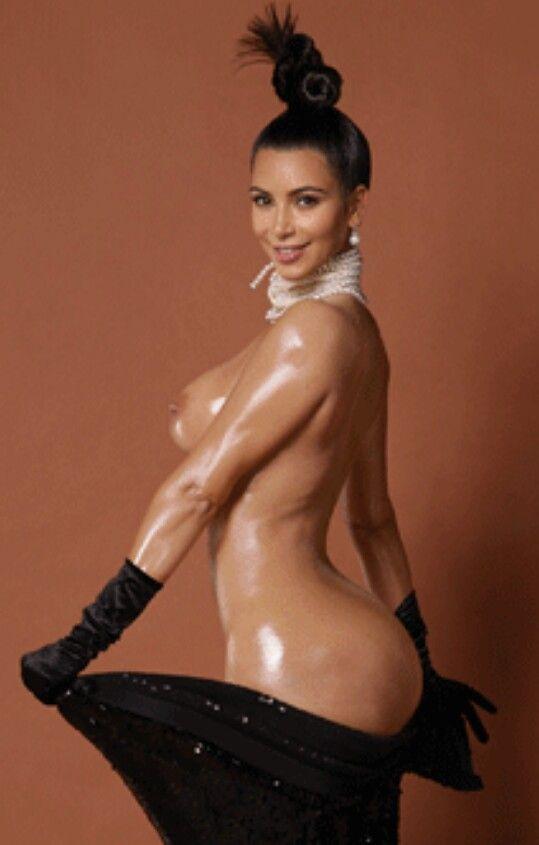 Kimberly Kardashian Porn 44