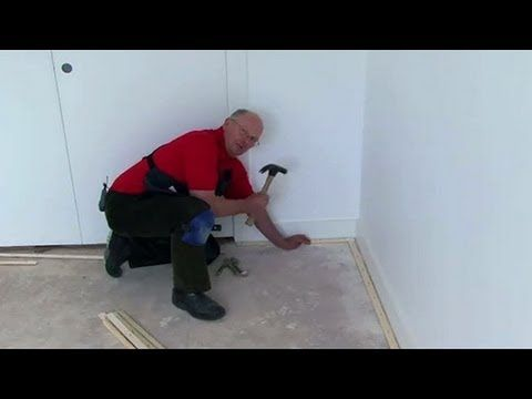 How to Lay Carpet - Laying your Carpet - YouTube
