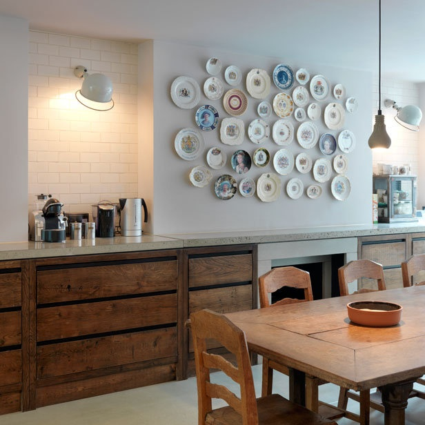 Decorating A Kitchen Wall