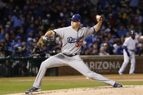 Beating Alex Wood at Dodger Stadium has become a long-shot proposition. The Chicago Cubs found out firsthand.