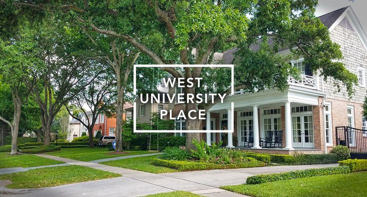 Houston Inner-Loop Neighborhood Profile: West University Place