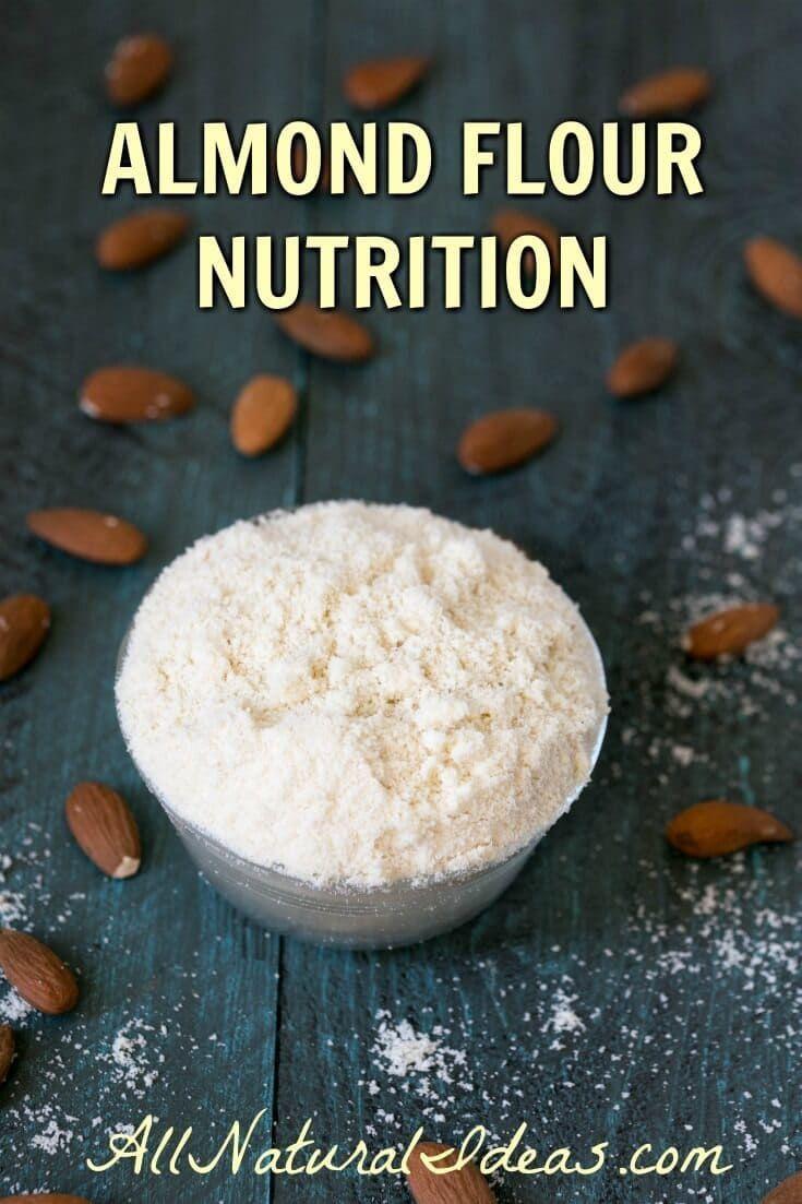 Almond flour nutrition facts