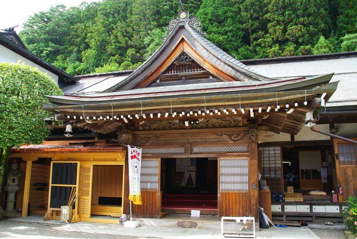 Hébergement dans un temple KoyaSan - Japon