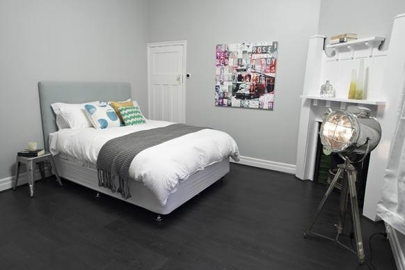 Dani and Dan's bedroom