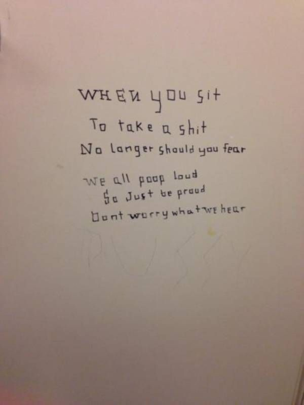 Bathroom Stall Writing Purest Form Of Art 25+ best ideas about bathroom graffiti on pinterest