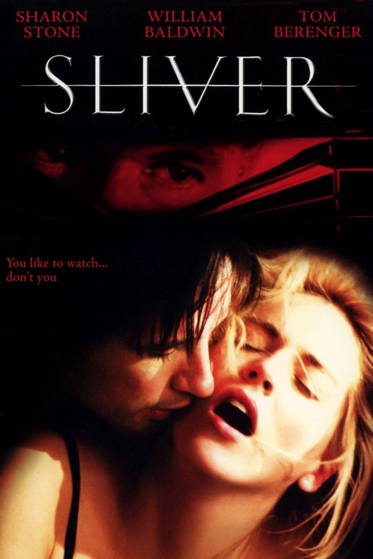 Kat's review; erotic thriller  stars Sharon Stone as a book editor  who moves into an apartment that contains concealed  CCTV cameras and some dubious fellow residents. 18+  also stars William Baldwin and Tom Berenger.