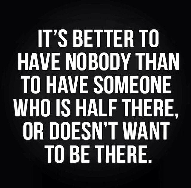 Always better