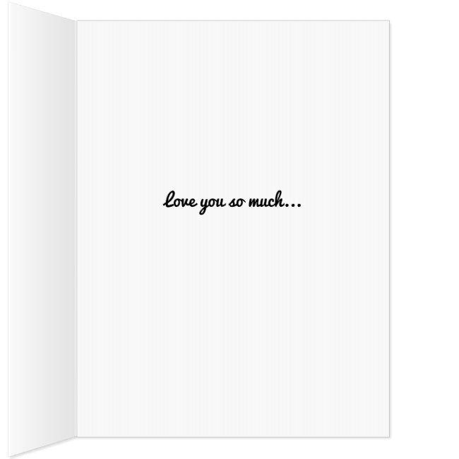 Jumbo Personalized Photo Valentines Day Card Card Zazzle Com Valentine Photo Valentines Day Couple Valentines