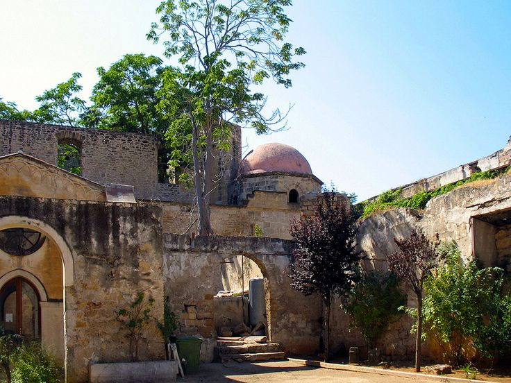 Palermo - residui di architettura araba #TuscanyAgriturismoGiratola