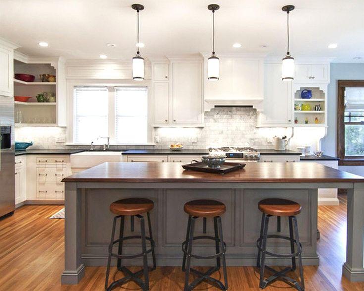 Best Kitchen Lighting Over Table Ideas On Pinterest - Kitchen hanging lights over table