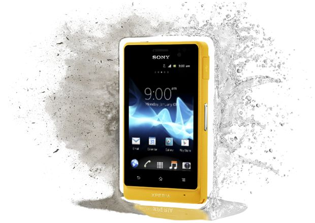 Harga Sony Xperia Go Terbaru