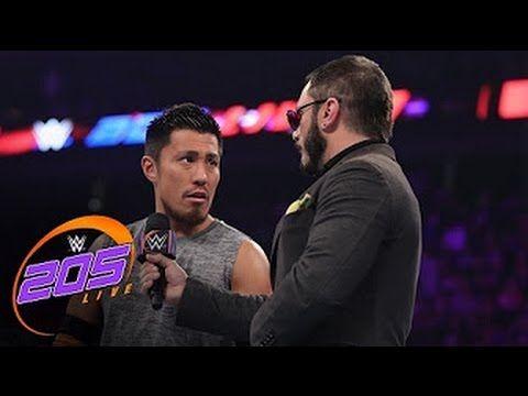WWE 205 2/28/2017 Highlights | WWE 205 28 February 2017 Highlights HD