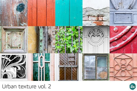 Check out Urban texture bundle vol. 2 by Digital Infusion on Creative Market
