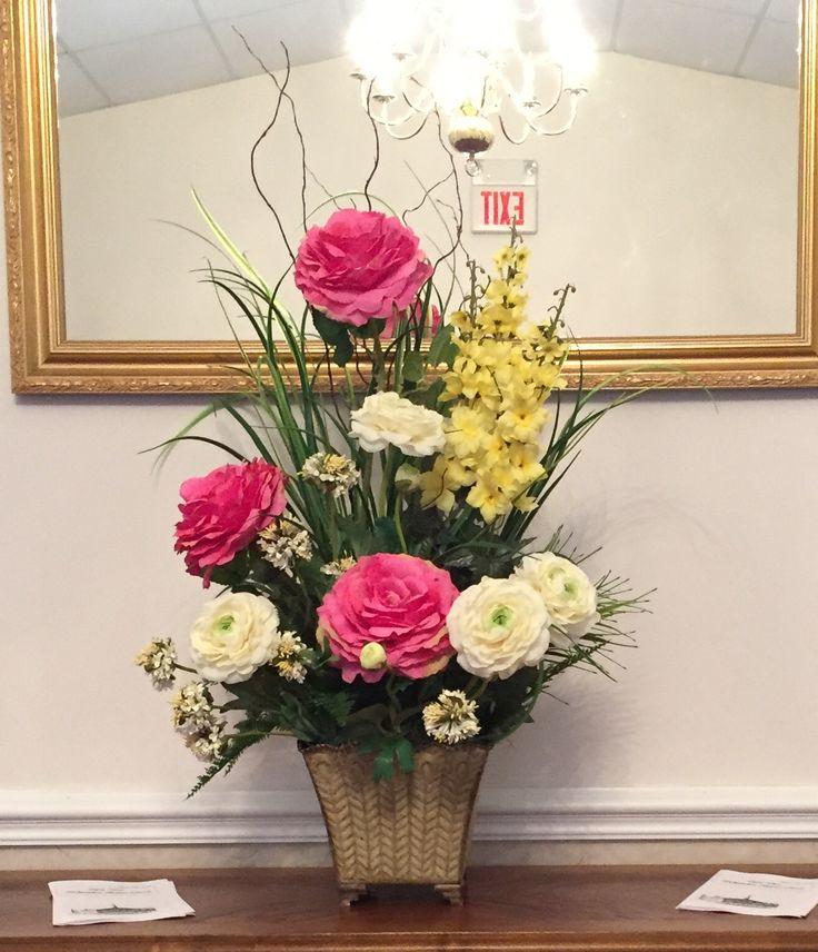 Best Altar Flower Arrangements: 80 Best Images About Large Flower Arrangements On