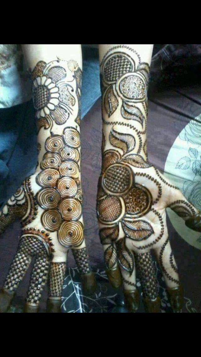 Mehndi Designs Please : Images about henna new for me to do on pinterest