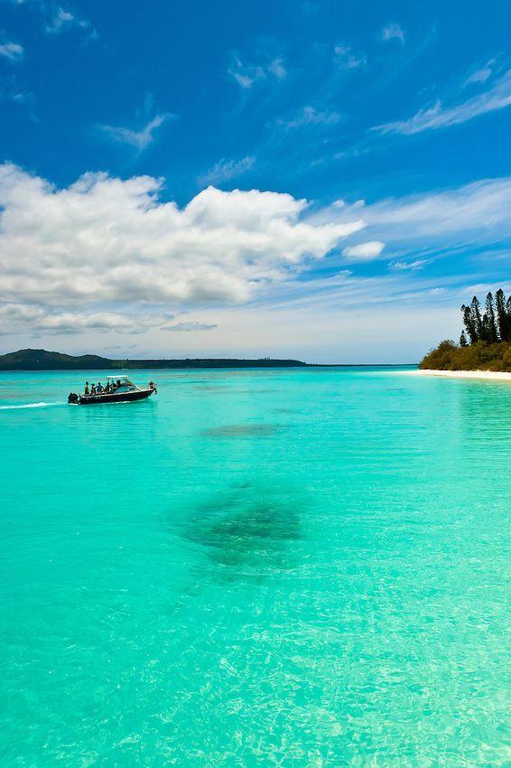 Brush Island, New Caledonia