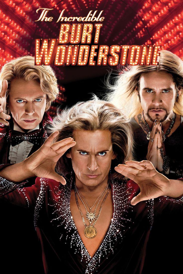 10-4-2015: The Incredible Burt Wonderstone (2013)