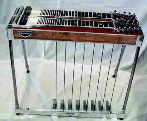 Pedal Steel Guitar! Yes, I want one of these too. The song, Teach Your Children Well... That's Jerry Garcia playing one of these!!!