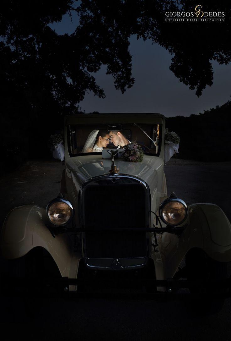 Elegant Greek Wedding Photography | www.studio-dedes.gr