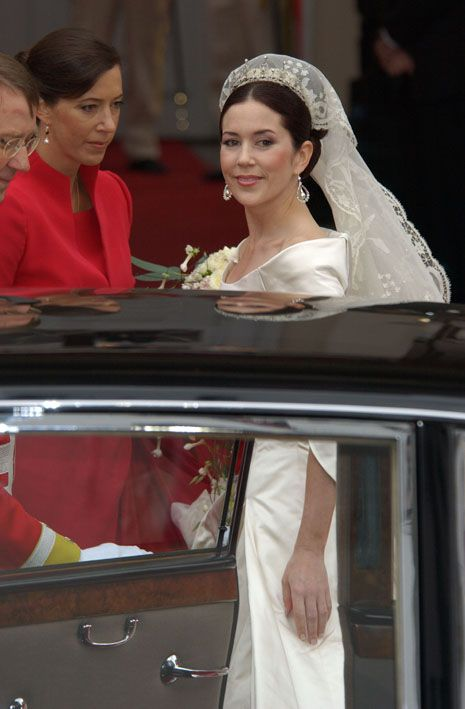 Mary Donaldson Prince Frederik Photo Jeff Er Alpha Globe Photos Inc 054848 Marriage Of Crown And His