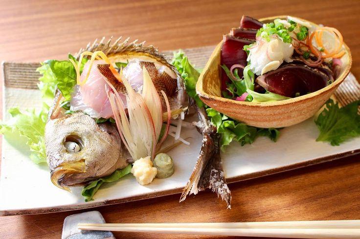 板前キッチン2017/5/21 こんにちは 今日は久々に休みが日曜にとれたので、京都では珍しく魚がたくさんあるスーパーに買い出しに行きました。イサキ、鰹のタタキ仕入れてきましたよー�� ・ ・ ・ 今日のメニュー イサキのお造り 鰹のタタキ ・ ・ ・ ・ ・ #japanesecuisine #delimia #lin_stagrammer #クッキングラム#デリスタグラマー#オトコノキッチン#kurashirufood #ellegourmet #イサキ#かつおのたたき #鰹#刺身#和食#日本料理 #お刺身#魚料理#寿司#japanesefood #今日の夕飯 #ばんごはん #夕食#おかず#おうちごはん#料理男子 #家庭料理 #料理写真 #おいしい #お造り #家飲み#男の料理 http://w3food.com/ipost/1519451851979596859/?code=BUWLWiyjaQ7