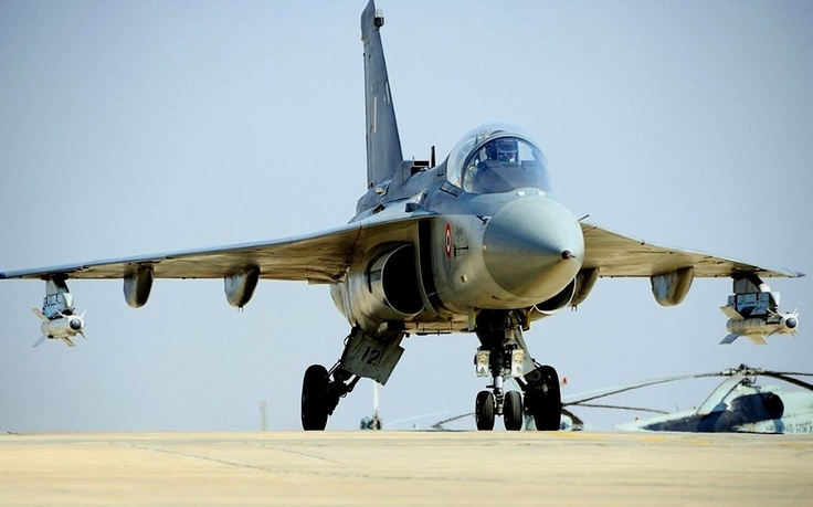 HAL Tejas, India's light combat aircraft