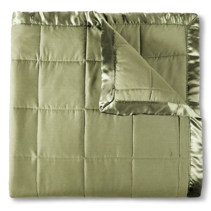 Elite Home Down Alt Microfiber Blanket - Soft Sage (Full/Queen)