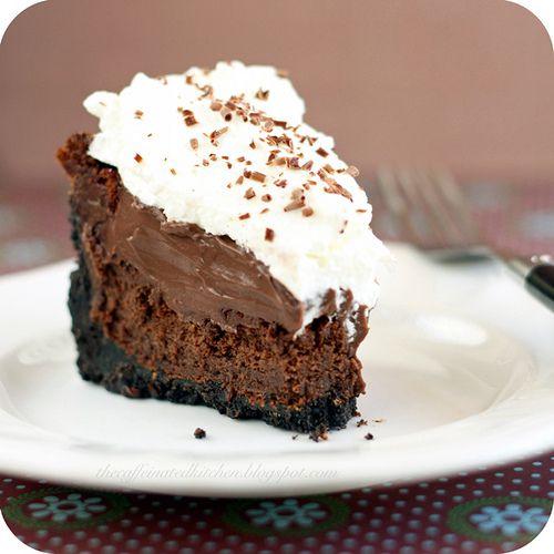Mississippi Mud Pie: Mississippi Mudpie, Recipes Desserts, Chocolate Pies Cakes, Sweet Treats, Mississippi Mud Pie, Pies Cheesecakes Cobblers, Pie Recipes, Pie Mud