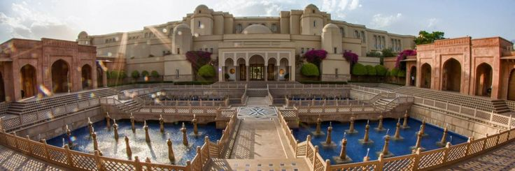 Oberoi Amarvillas in Agra