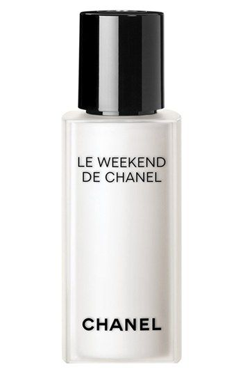 CHANEL RESYNCHRONIZING SKINCARE - LE WEEKEND DE CHANEL  @Holly Dennis also what are your thoughts on this product?